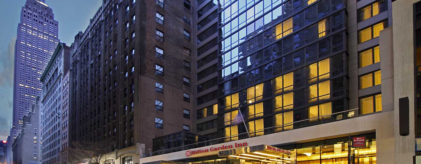 Hilton Garden Inn New York/Midtown Park Ave Hotel, EUA - Hotel Hilton Garden Inn New York/Midtown Park Ave