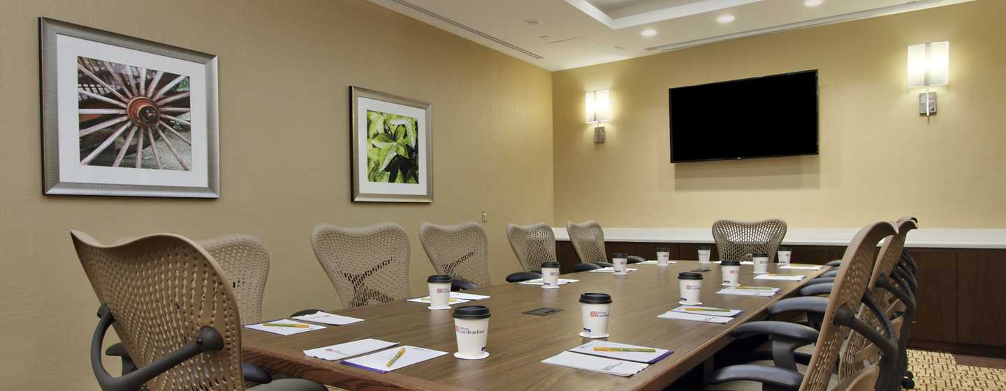 Hilton Garden Inn New York/Midtown Park Ave Hotel - Conrad Boardroom