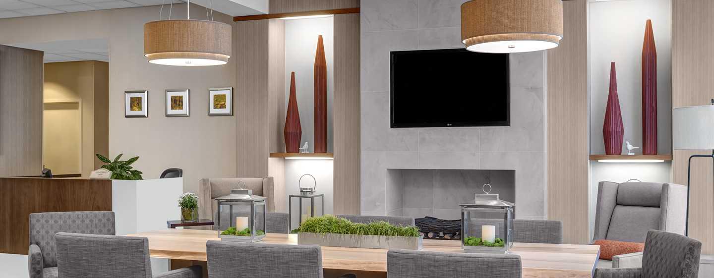 Hilton Garden Inn Times Square Hotel – Sitzmöglichkeiten in der Lobby