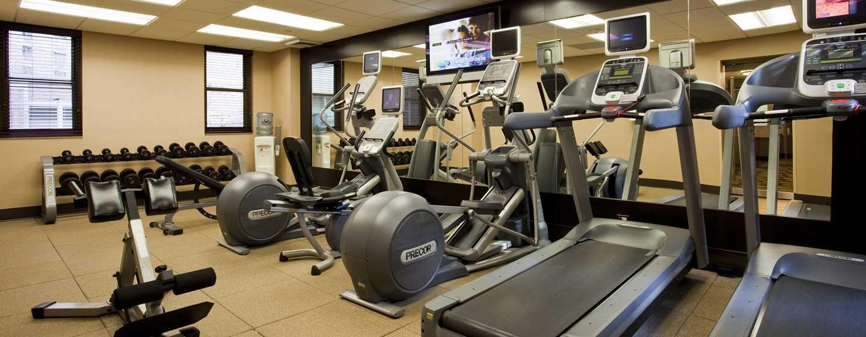 Hilton Garden Inn Times Square Hotel – 24 Stunden Fitnesscenter