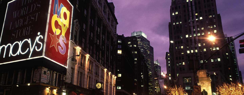 Hilton Garden Inn Times Square On 8th Avenue