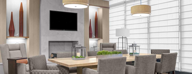 Hilton Garden Inn Times Square Hotel – Lobby