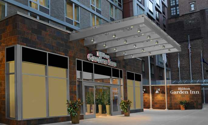 Hotel Hilton Garden Inn New York/West 35th Street, USA - Exterior