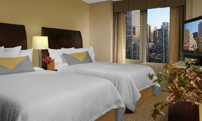 Hilton Garden Inn New York/West 35th Street, USA - Doubles guestroom