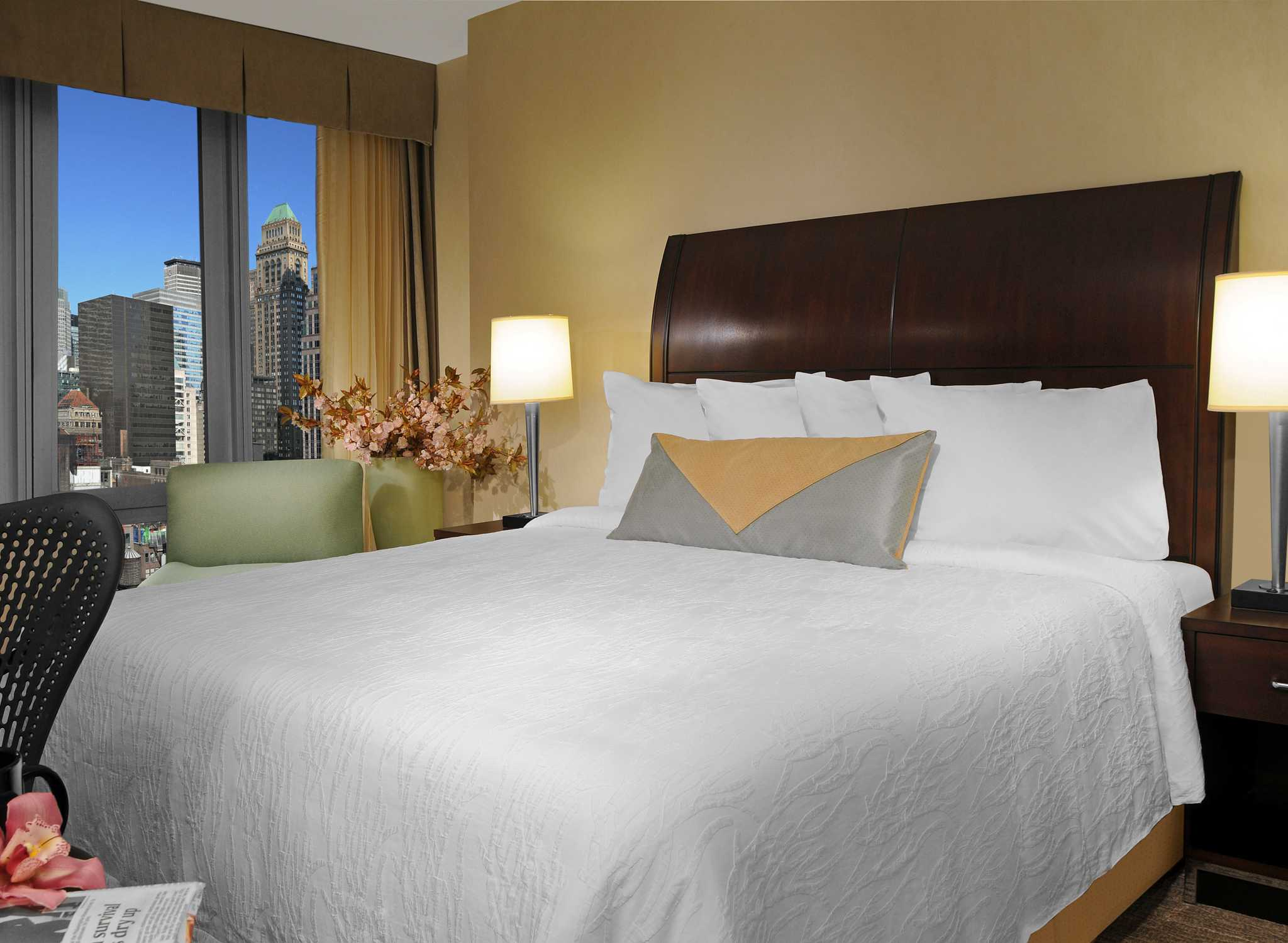 Hotel Hilton Garden Inn New York West 35th Street en Midtown Manhattan
