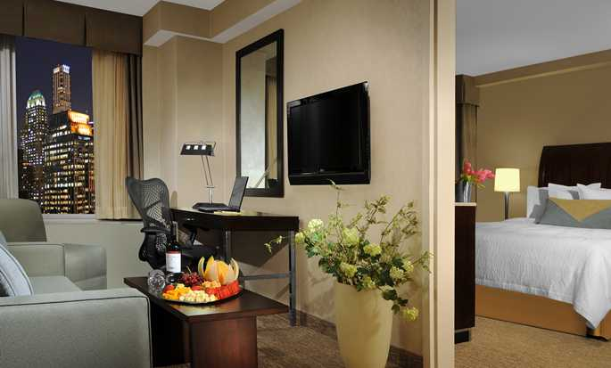 Hotel Hilton Garden Inn New York/West 35th Street, EE. UU. - Suite