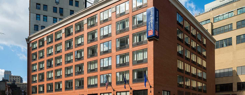 Hotel Hilton Garden Inn Nova York/Tribeca - Exterior