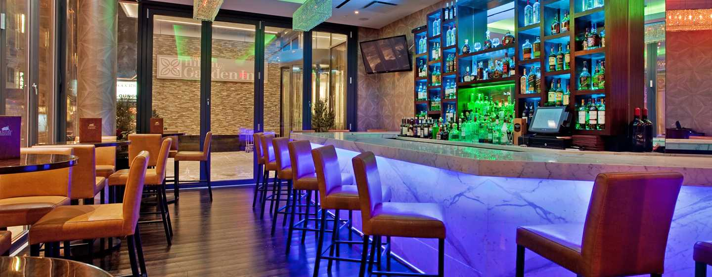 Hotel Hilton Garden Inn New York/Central Park South-Midtown West, Stati Uniti - Bar e lounge