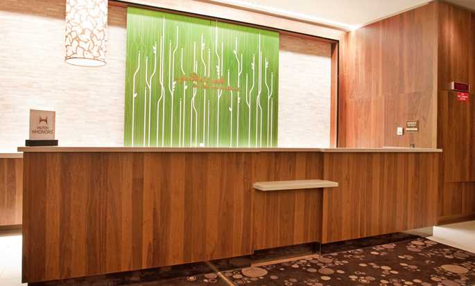 Hilton Garden Inn New York/Central Park South-Midtown West – Reception