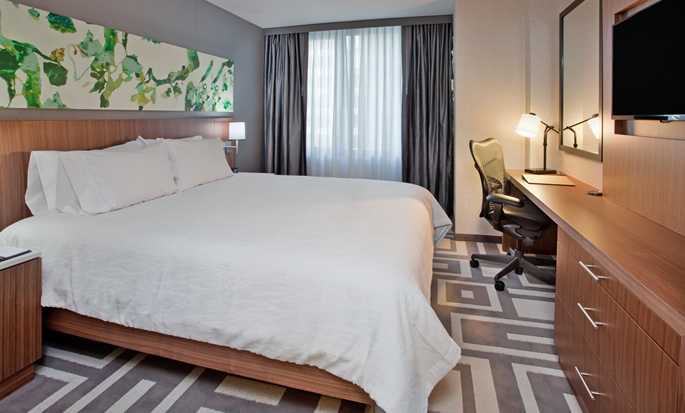 Hotel Hilton Garden Inn New York/Central Park South-Midtown West, Stati Uniti - Camera con letto king size