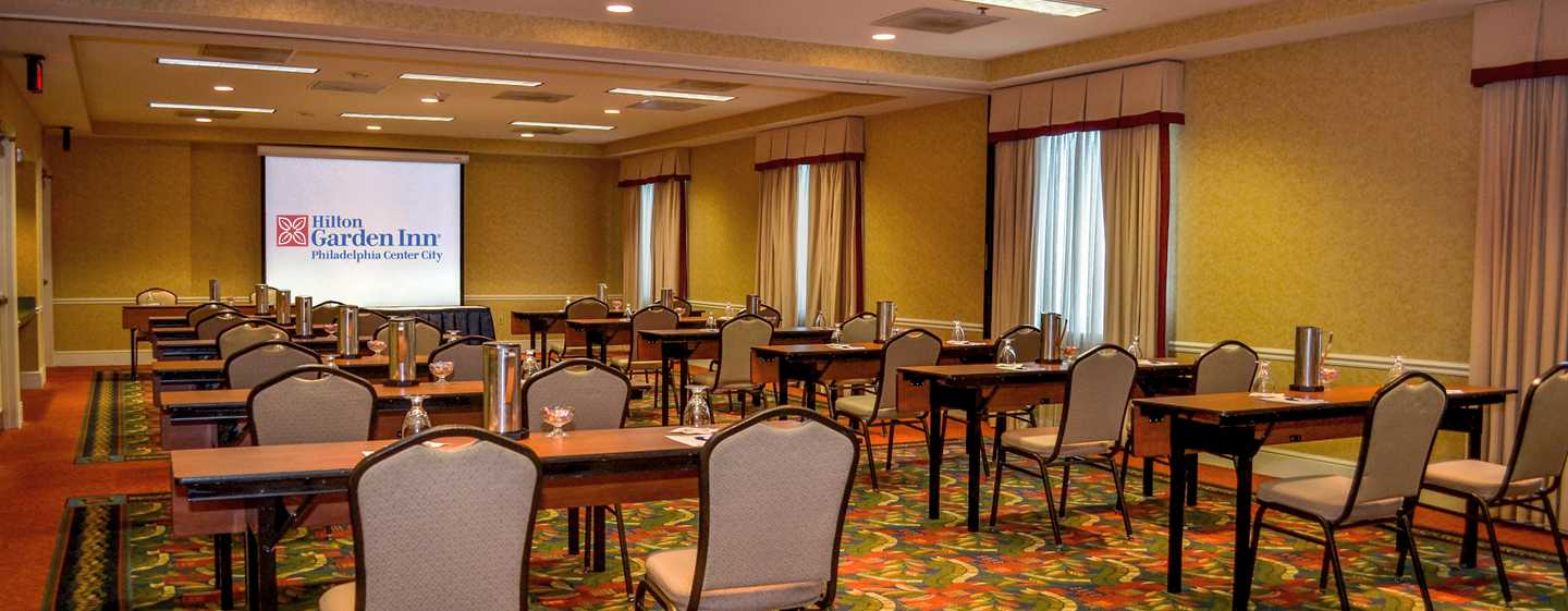 Hilton Garden Inn Philadelphia Center City Hotel, Pennsylvania, USA – AB Meetingraum