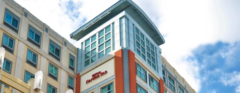 Hôtel Hilton Garden Inn Philadelphia Center City, Pennsylvanie - Extérieur de l'hôtel, de jour