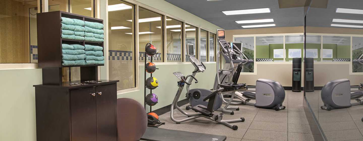Hilton Garden Inn Philadelphia Center City Hotel, Pennsylvania, USA – Fitness Center