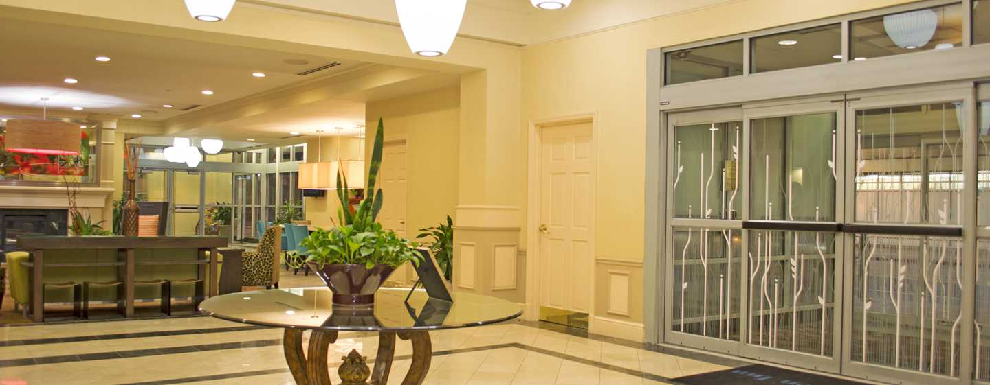 Hilton Garden Inn Philadelphia Center City Hotel, Pennsylvania, USA – Hotel-Lobby