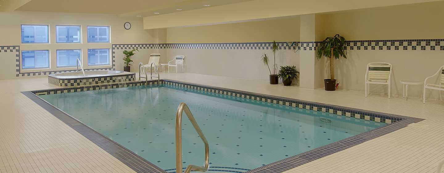 Hilton Garden Inn Philadelphia Center City Hotel, Pennsylvania, USA – Swimmingpool
