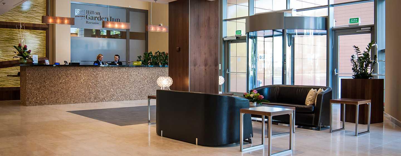 Hotel Hilton Garden Inn Rzeszów, Polska – Lobby