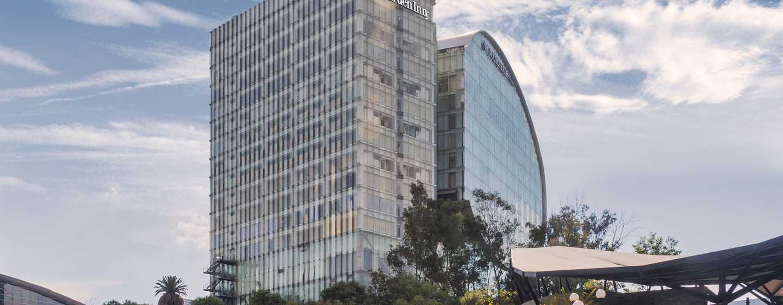 Hotel Hilton Garden Inn Mexico City Santa Fe, México - Fachada del hotel