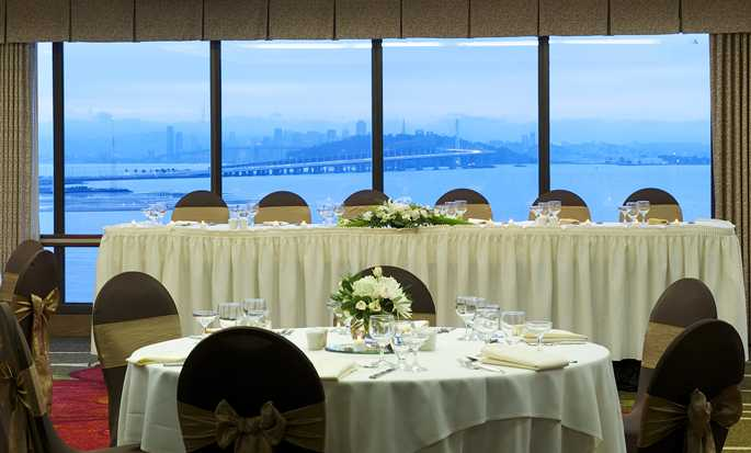 Hilton Garden Inn San Francisco/Oakland Bay Bridge hotel - Ballroom reception