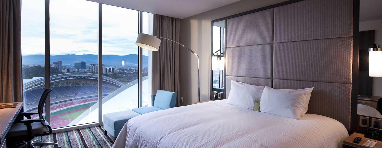 Hilton Garden Inn San Jose La Sabana, Costa Rica - Habitación con cama King