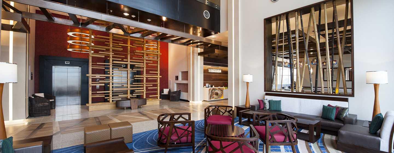 Hilton Garden Inn San Jose La Sabana, Costa Rica - Lobby
