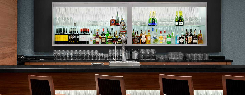 Hotel Hilton Garden Inn Sevilla, España - Lobby bar