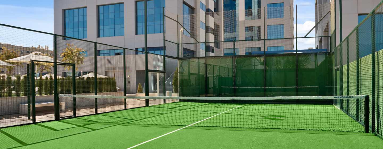 Hotel Hilton Garden Inn Sevilla, España - Cancha de paddle