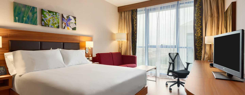 Hotel Hilton Garden Inn Sevilla, España - Habitación con cama Queen