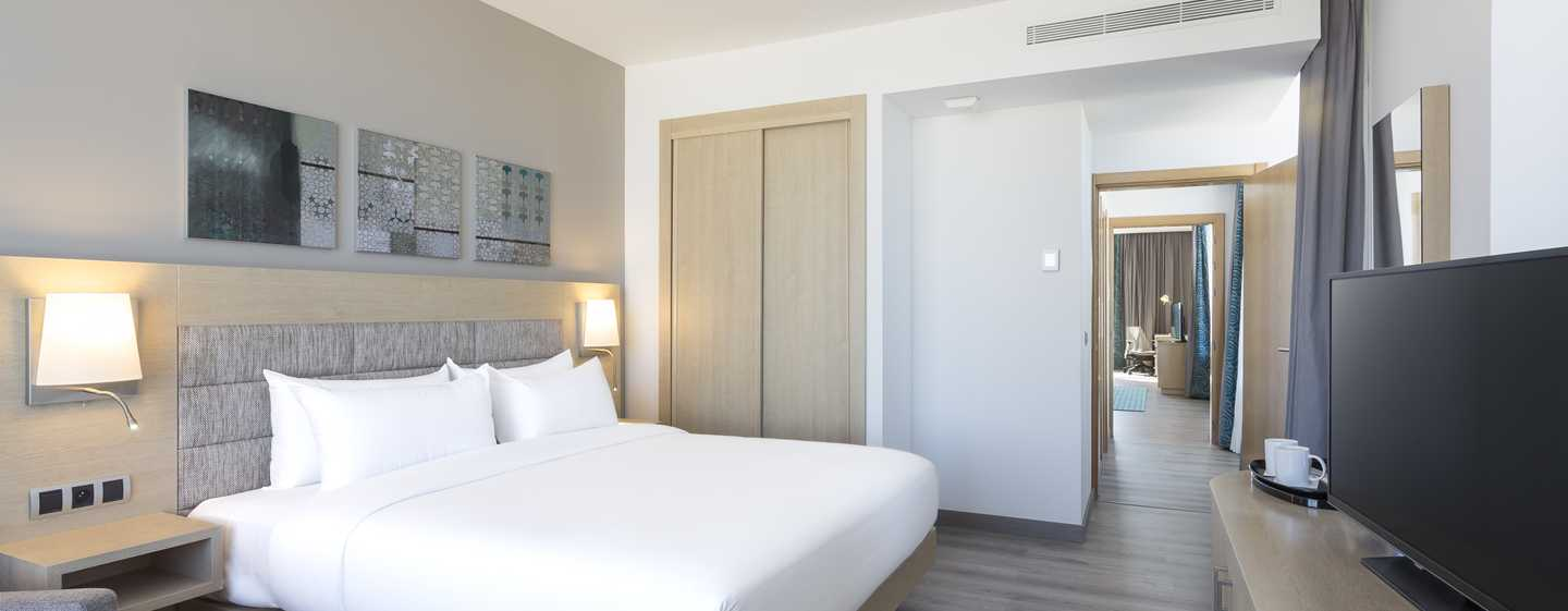 Hotel Hilton Garden Inn Tanger City Center, Marruecos - Suite