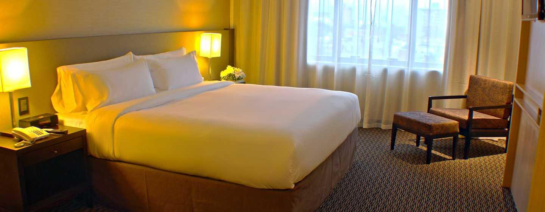 Hotel Hilton Garden Inn Tucuman, San Miguel, Argentina - Quarto da suíte