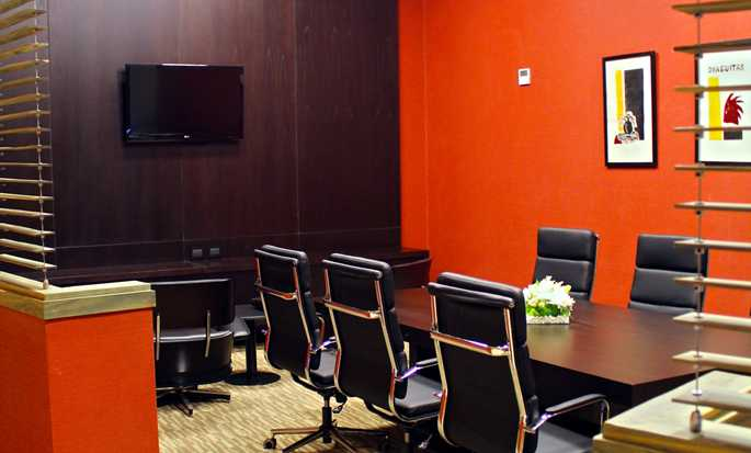Hotel Hilton Garden Inn Tucuman, San Miguel, Argentina - Business center