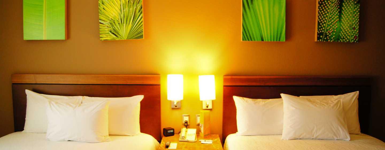 Hilton Garden Inn Boca del Rio Veracruz, México - Habitación doble