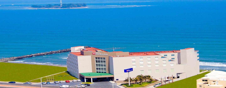 Hilton Garden Inn Boca del Rio Veracruz, México - Fachada del hotel