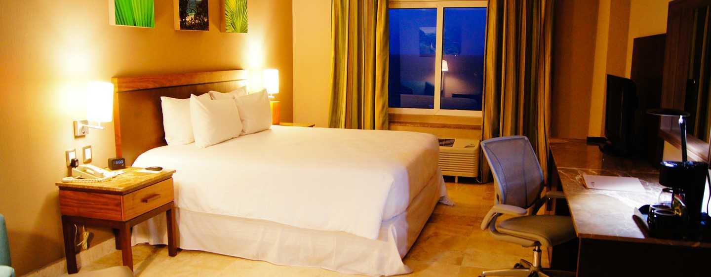 Hilton Garden Inn Boca del Rio Veracruz, México - Habitación con cama King