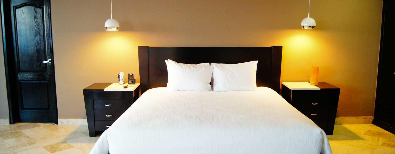 Hilton Garden Inn Boca del Rio Veracruz, México - Suite con cama King