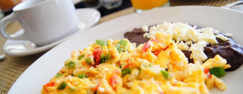 Hilton Garden Inn Boca del Rio Veracruz, México - Desayuno