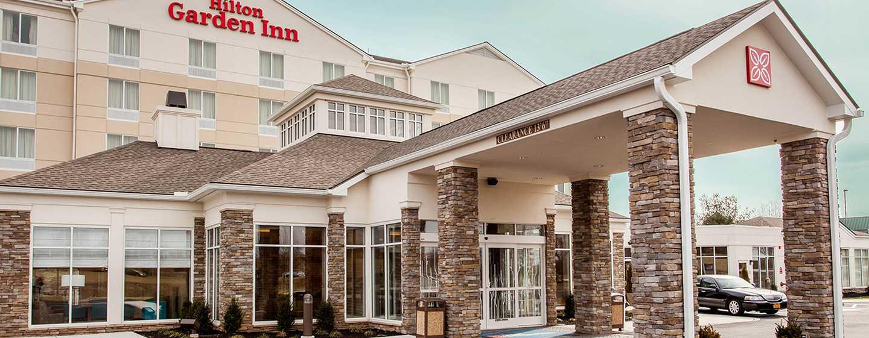 Hôtel Hilton Garden Inn Fredericton, Nouveau-Brunswick, Canada - Extérieur