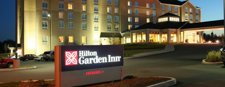 Hôtel Hilton Garden Inn Halifax Airport, Nouvelle-Écosse, Canada - Bienvenue