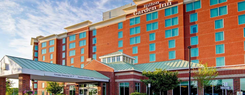 Hôtel Hilton Garden Inn Ottawa Airport, Canada - Extérieur de l'hôtel