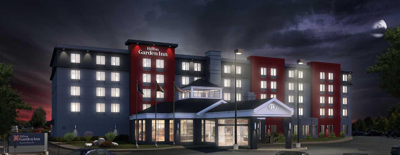 Hôtel Hilton Garden Inn Toronto/Oakville - Extérieur de l'hôtel