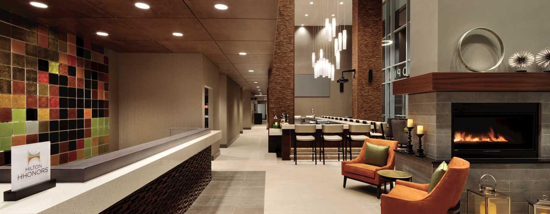 Hôtel Hilton Garden Inn Calgary Downtown - Bar Hilton Garden