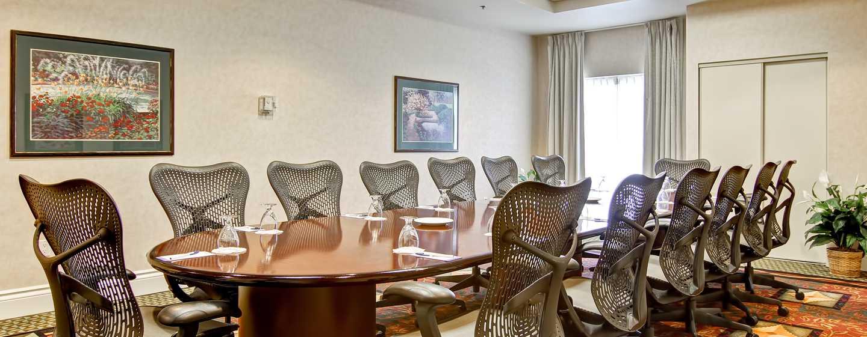 Hôtel Hilton Garden Inn Toronto/Mississauga, ON, Canada - Salle de réunion