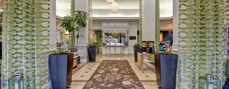 Hôtel Hilton Garden Inn Toronto/Mississauga, ON, Canada - Hall