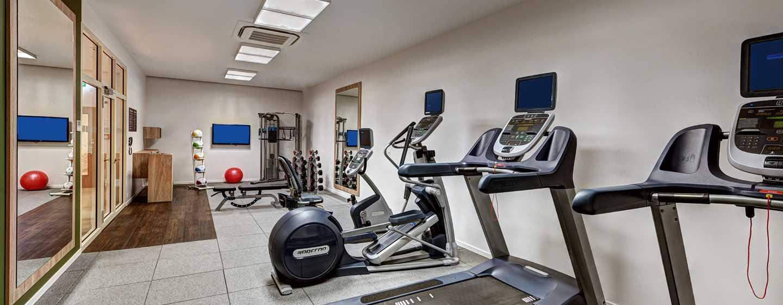 Hilton Garden Inn Davos Hotel, Davos, Schweiz– Fitnessbereich