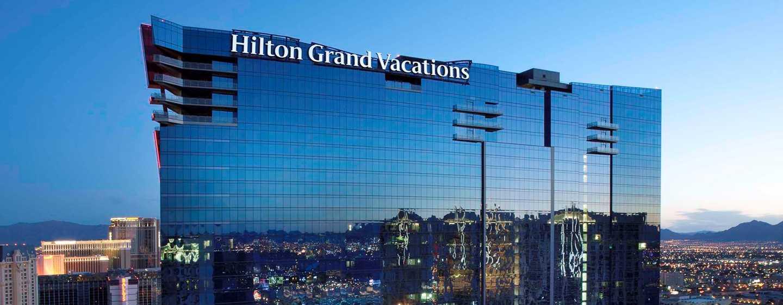 Elara by Hilton Grand Vacations - Center Strip, Las Vegas - Elara por la noche