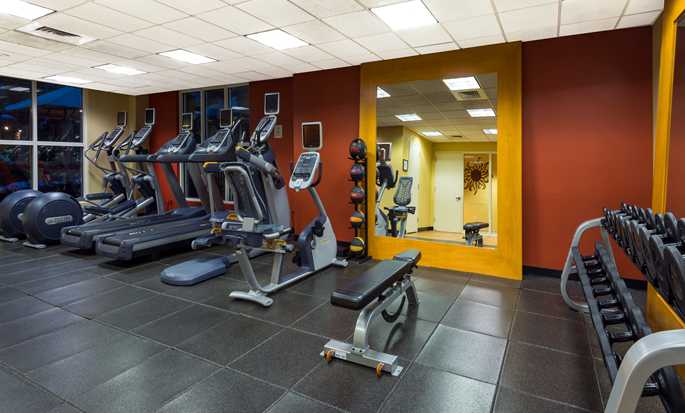 Hilton Grand Vacations at the Flamingo - Las Vegas, EUA - Fitness center