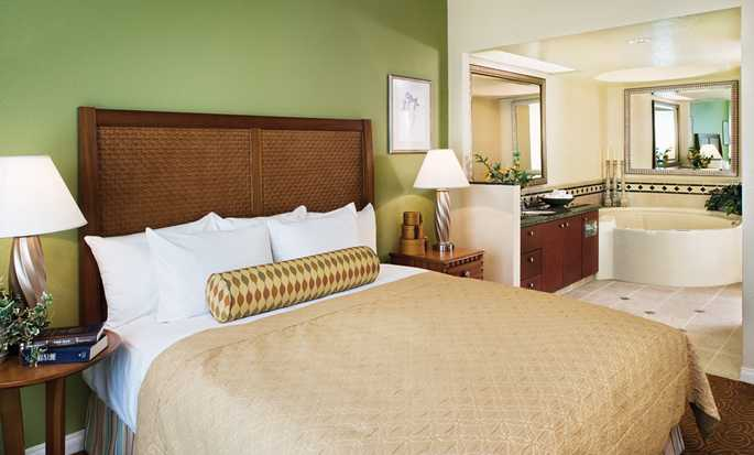 Hilton Grand Vacations at the Flamingo - Las Vegas, EUA - Master Bedroom