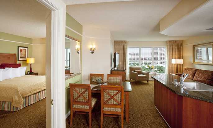 Hilton Grand Vacations at the Flamingo - Las Vegas, EUA - One Bedroom Suite