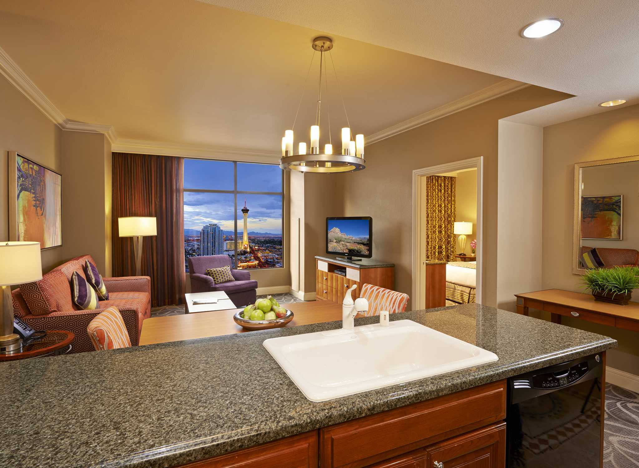 Hotel Hilton Grand Vacations On The Las Vegas Strip Nevada Eua