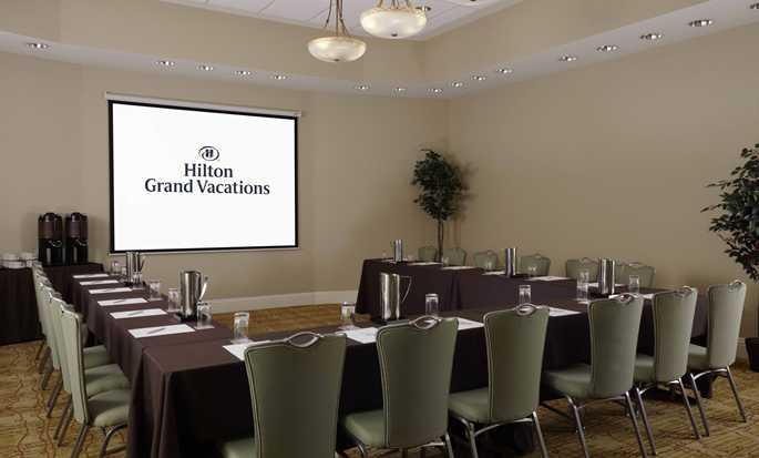 Hilton Grand Vacations at Tuscany Village hotel, Orlando - Meeting room - U Shape