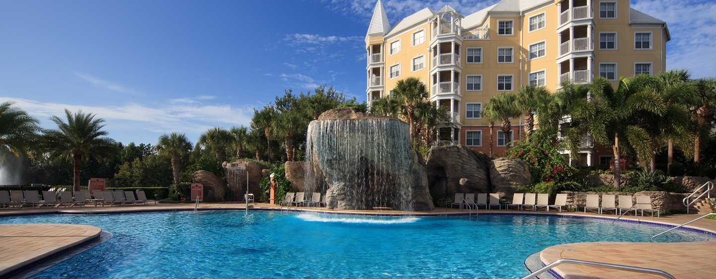 Hilton Grand Vacations at SeaWorld hotel, Orlando - Vista exterior